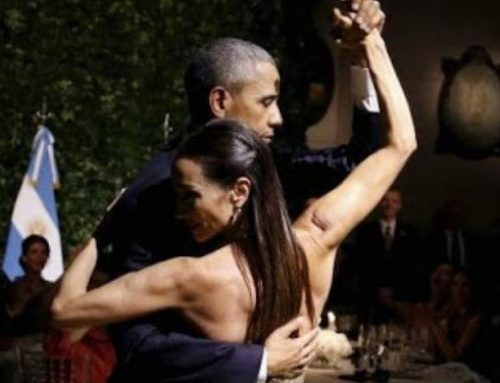 What is Obama doing in Latin America?