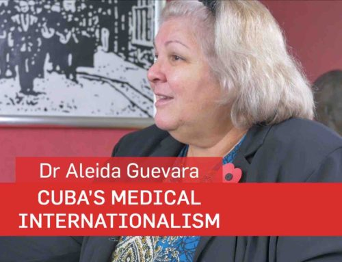 Aleida Guevara: Cuba's Medical Internationalism