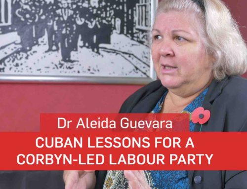 Aleida Guevara: Cuban Lessons for a Corbyn-led Labour Party