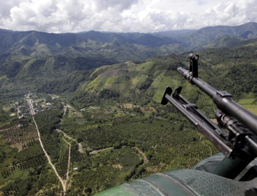 Is There a Drugs War in Latin America?