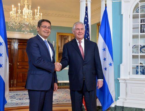 Rex Tillerson's Historic Latin America Trip