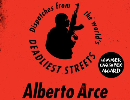 40 per cent off 'Blood Barrios' by Alberto Arce