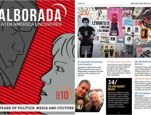 Get Your Free Copy of New Digital Magazine 'Alborada 10'