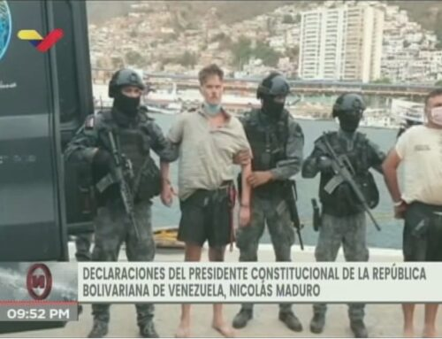 La Ex Empresa De Seguridad De Trump Y Su Fallido Complot Para Derrocar Al Presidente De Venezuela