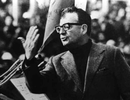 Salvador Allende and His Meaning Today