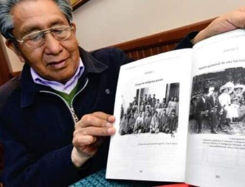 Bolivian Historian Roberto Choque Canqui 1942-2020
