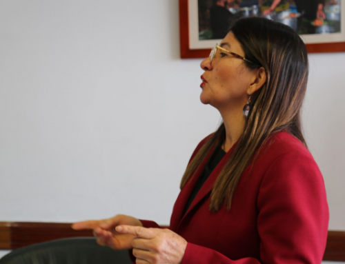 From Conflict to Congress: FARC Senator Sandra Ramírez