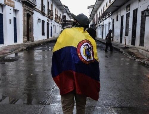 Colombia's Genocidal State