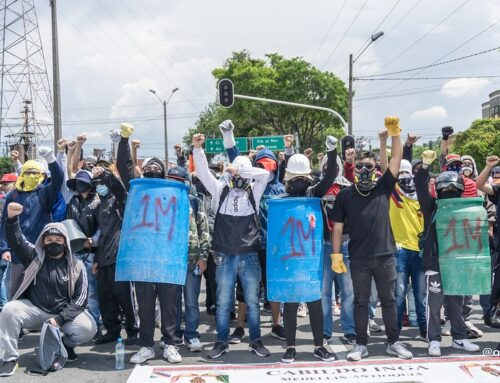 Colombia: Continuing Violence amid a Legacy of Impunity